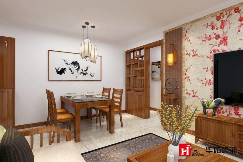 绿洲西城90平方2室1厅zhuang修样板间