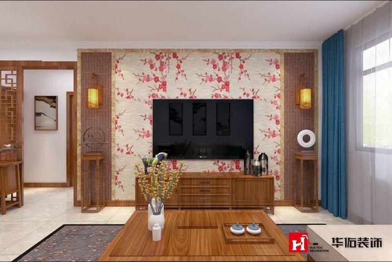 绿洲西城两室一厅90m?zhuang修效guo图
